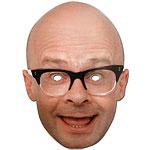 Harry Hill Celebrity Mask