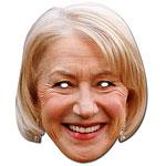 Helen Mirren Celebrity Mask