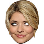 Holly Willoughby Celebrity Mask