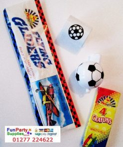 New Budget Boys Filled Party Bag - each