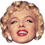 Marilyn Monroe Celebrity Mask