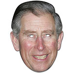 Prince Charles Royal Family Celebrity Mask