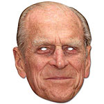 Prince Philip Royal Family Celebrity Mask