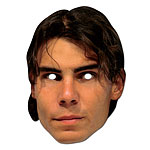 Rafael Nadal Celebrity Mask