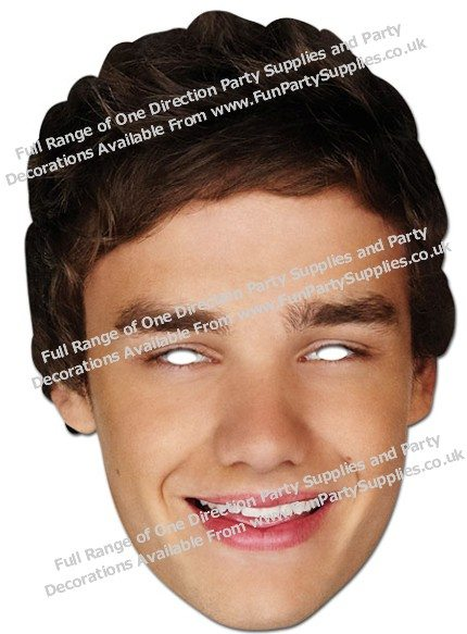 Liam Payne One Direction Mask