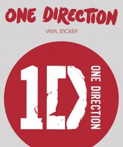 One Direction 1D Sticker - 10x15cm