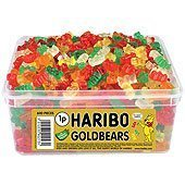 Haribo Gold Bears Tub - pack of 600
