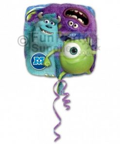 Monsters University Square Helium Balloon - each