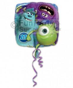 Monsters University Square Helium Balloon - each