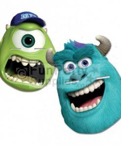 Monsters University Face Masks - pack of 4