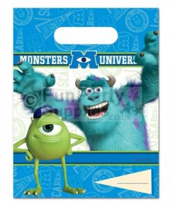 Monsters University Party Bags - pack of 8