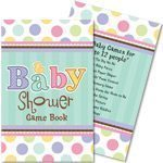 Tiny Bundle Baby Shower Party Games Book