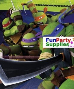 Ninja Turtle Party Napkins
