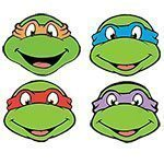 Ninja Turtle Face Masks