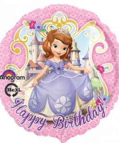 Sofia The First Helium Balloon