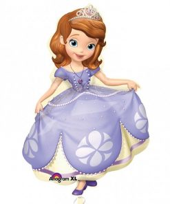 Sofia The First Supershape Helium Balloon 66cm x 88cm