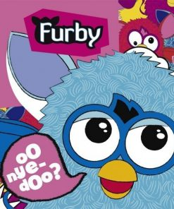 Furby Party Napkins pk 20