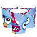 Furby Party Cups pk 8
