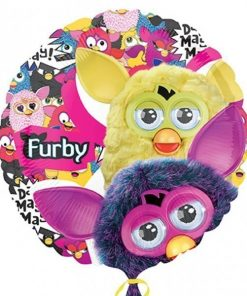 Furby Party  18'' Foil Balloon each