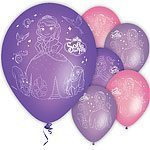"Sofia the First 11"" Latex Balloons PK 6"