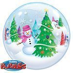 Christmas 22'' Festive Trees & Snowmen