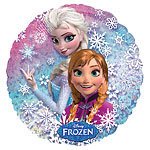 Disney Frozen 18'' Foil Balloon - each
