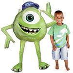 """Mike Monsters University Airwalker 54"""" Tall"""