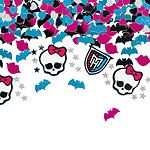 Monster High Party Confetti 34g bag