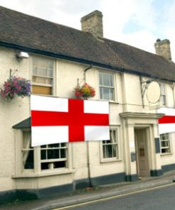St. George's Day Mega England Flag - 9ft