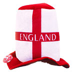 St. George's Day England Top Hat