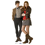 Doctor Who The Doctor & Amy Pond 180cm
