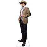 Doctor Who The 11th Doctor Stetson - 180cm Cardboard Cutout