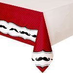 Moustache Madness Tablecovers