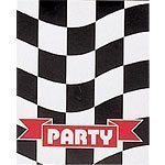 F1 Grand Prix Party Invites Pk 8