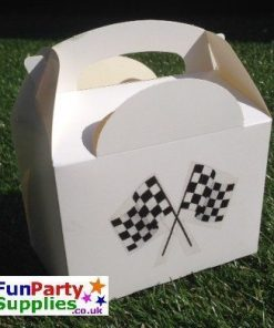 Grand Prix Themed Food Box - each