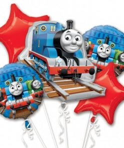 Thomas The Tank Engine Balloon Bouquet