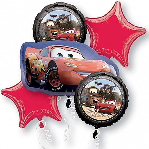 Disney Cars Balloon Bouquet