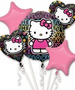 Hello Kitty Balloon Bouquet