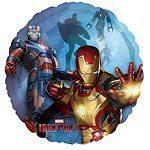 """Iron man Foil  Balloon 18"""""""