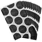 Black Paper Polka Dot Treat Bags