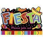 Mexican Fiesta Party Invites