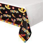 Mexican Fiesta Paper Tablecover 135cm x 259cm