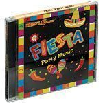 Mexican Fiesta Party CD Music