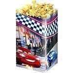 Disney Cars Neon Popcorn Buckets Pk 4