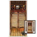 Wild West Party Saloon Door Cover - 5ft