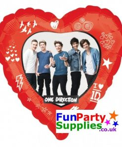 NEW One Direction helium balloon