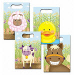 farm animal loot bags