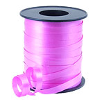 Bright Pink Curling Ribbons
