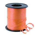 Orange Curling Ribbons