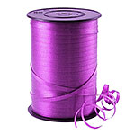 Purple Curling Ribbons